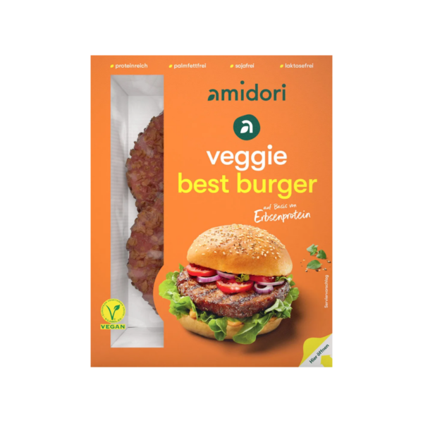 amidori veggie best burger
