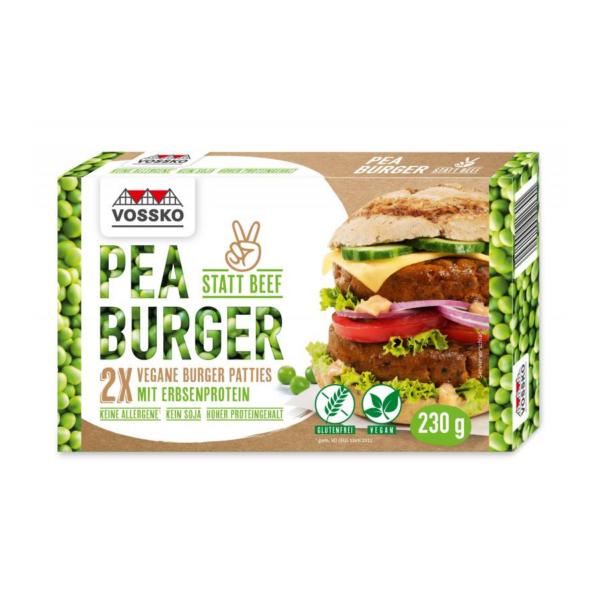 Pea Burger