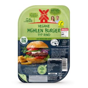 Vegane Mühlenburger Typ Rind