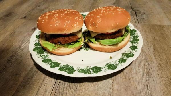 """SOTO Burger Gemüse """"rote Linse"""""""