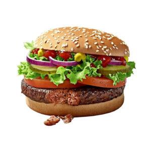McDonalds Big Vegan TS