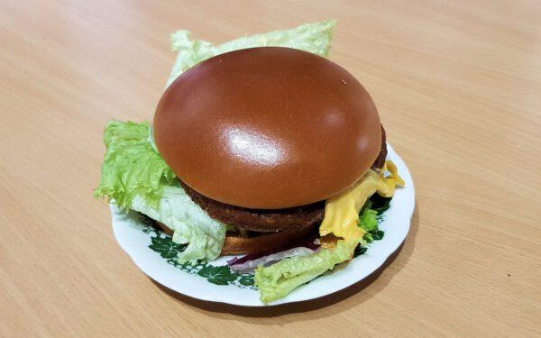 Clubhouse Burger Veggie