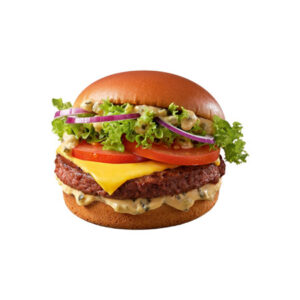 McDonalds Clubhouse Burger Veggie