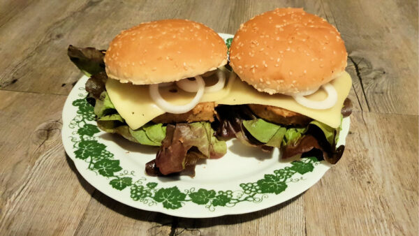 Vantastic foods BIO BURGER Gemüse