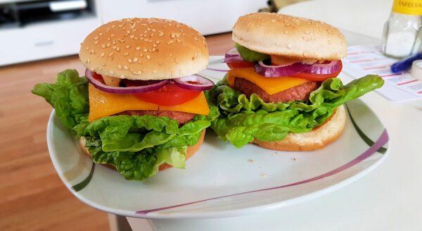 Vegane Mühlen Burger Typ Rind - Neu