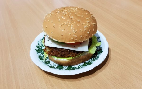 Vemondo Quinoa Burger Tomate-Basilikum