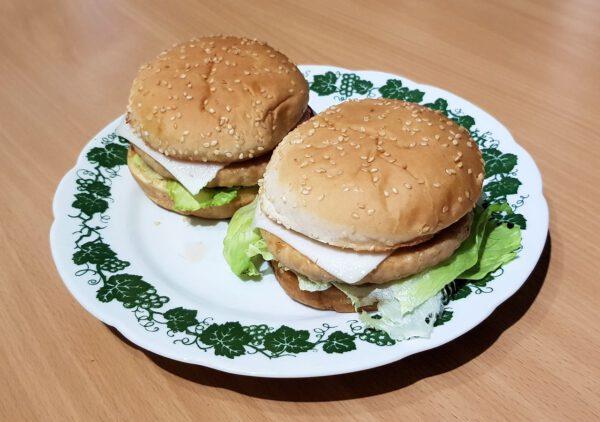 The Vegetarian Butcher Vegane Sieht-Chick-aus Burger