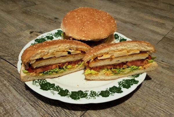 The Vegetarian Butcher Vegane Crispy Chickimicki Burger