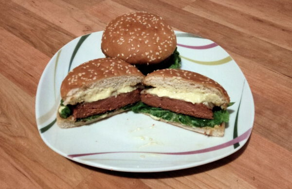 Vehappy Vegane Burger Patties